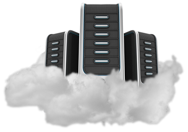 Hosting server cloud